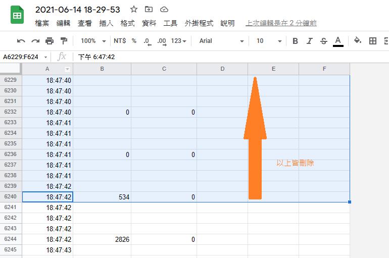 透過OBD畫出變速曲線圖7928