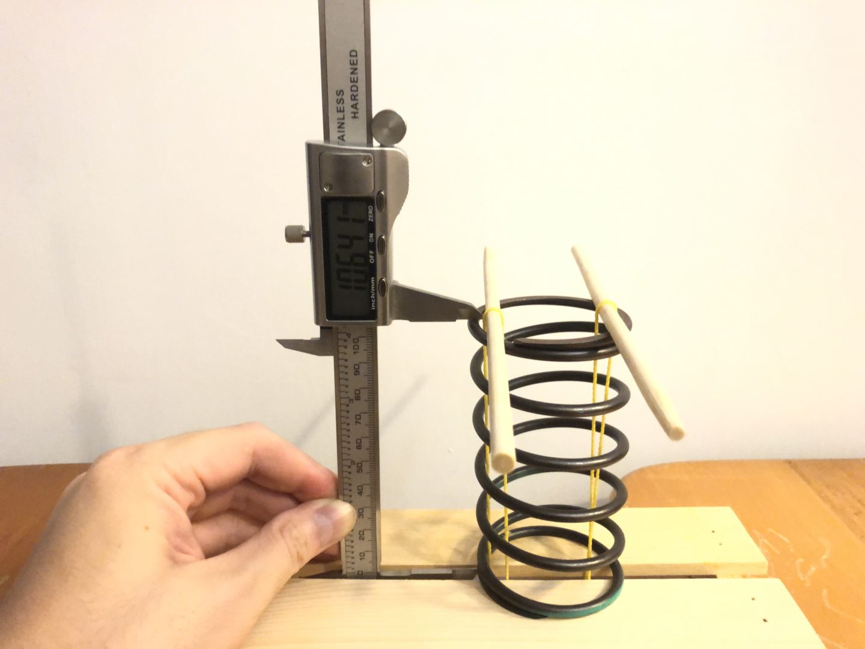 簡易大彈簧K值量測驗證193