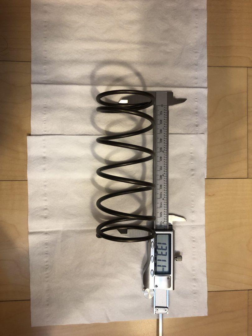 簡易大彈簧K值量測驗證756